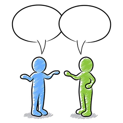 Kennenlernen über was reden
